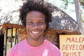 portrait of Malealea Development Trust Peace Corps Volunteer James Alexander