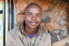 portrait of Khotso Au - Malealea Development Trust Computer Trainer and Fundraiser