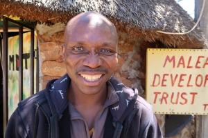 portrait of Tsoteng Monyane - Malealea Development Trust Field Worker